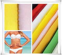 Varity color100% nylon or 14%spandex tricot nylon fabric