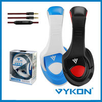 High quality stereo earphones and headphones for apple iphone from VYKON