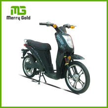 16*2.5 narrow wheel small volume light electric scooter for enjoyable riding