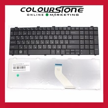 For Fujitsu Lifebook A530 AH530 A531 AH531 NH751 Keyboard RU Russian black CP515905-01 MP-24AA3US-D853