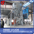 Plaster powder equipment
