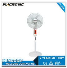 "16"" Cooling Oscillating Electric mist stand fan"