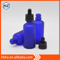 Manufacturer Supplier 30ml essential oil ejuice glass dropper bottle with paper tube