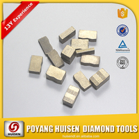 block cutting stone hard granite diamond segment aks diamond detector