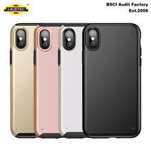 For iphone 10 Case, Upscale Luxury Pc Tpu Shockproof Cover For iphone x Case