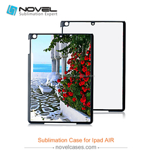 2D cell phone case with metal sheet for ipad Air/5
