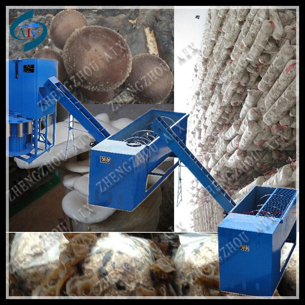 Supply Automatic mushroom growing bag filling machine/Mushroom equipment/Mushroom growing machine