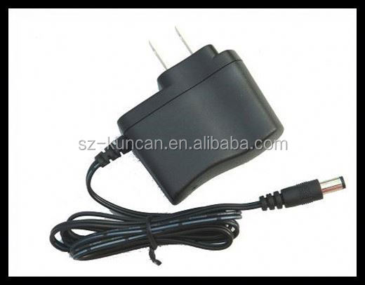 12V 1A Power Adapter with DC 5.5*2.1 connector AC Powersupply for Led Strip AC to DC Transformer