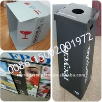 Foldable Plastic Corrugated PP Box