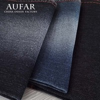 AUFAR twill fabric twill cotton spandex fabric for pants