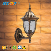 Classic Wall Lamp Aluminum Housing Led Outdoor Light
