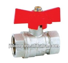 J2026 Brass Mini Ball Valve/ brass small valve