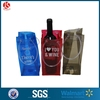 The Newest Gel Ice pack PVC wine Bottle Cooler Bag with Handle