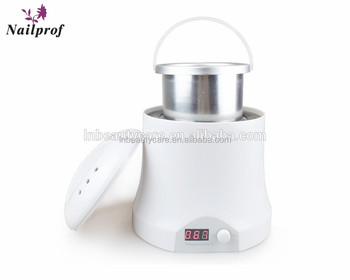2018 Nailprof parafin wax machine/wax warmer heater/paraffin wax spray machine