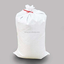 China PP Woven Bags/Sack for50kg cement,flour,rice,fertilizer,food,feed,sand