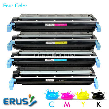 For HP Color LaserJet 5500N 5550DN C9730A C9731A C9732A C9733A Toner Cartridge