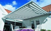 Factory Direct OEM Deluxe no cassette retractable awning