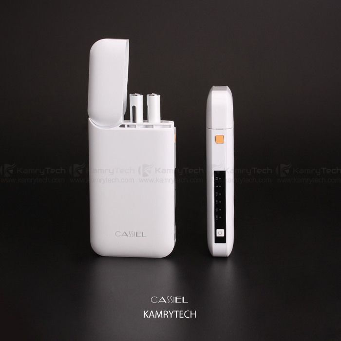 Kamry Cassiel electronics cigarette electronic with e charger box