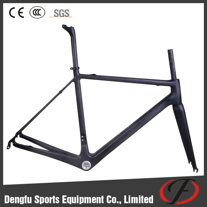 New arrival Road Bike Frame R01 extremely light 100% carbon road cycle frames