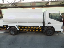2014 Mitsubishi 5000 L Water Tanker with Pump Diesel Brand New