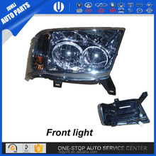 Front light ZHONGXING ZX New Admiral A9 AUTO SPARE PARTS ZX CAR ACCESSORIES repuestos chinos para autos