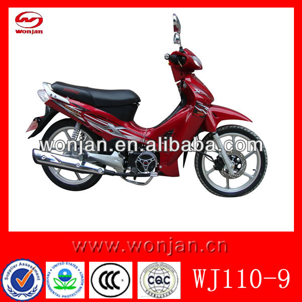 From chongqing 110cc cub new design motorcycles (WJ110-9)