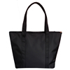 Black Polyester bags zipper pocket 600D Polyester bags & Polyester Handbags