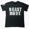 Hot Selling Black Gym Clothes For Mens Camo Sports T Shirts