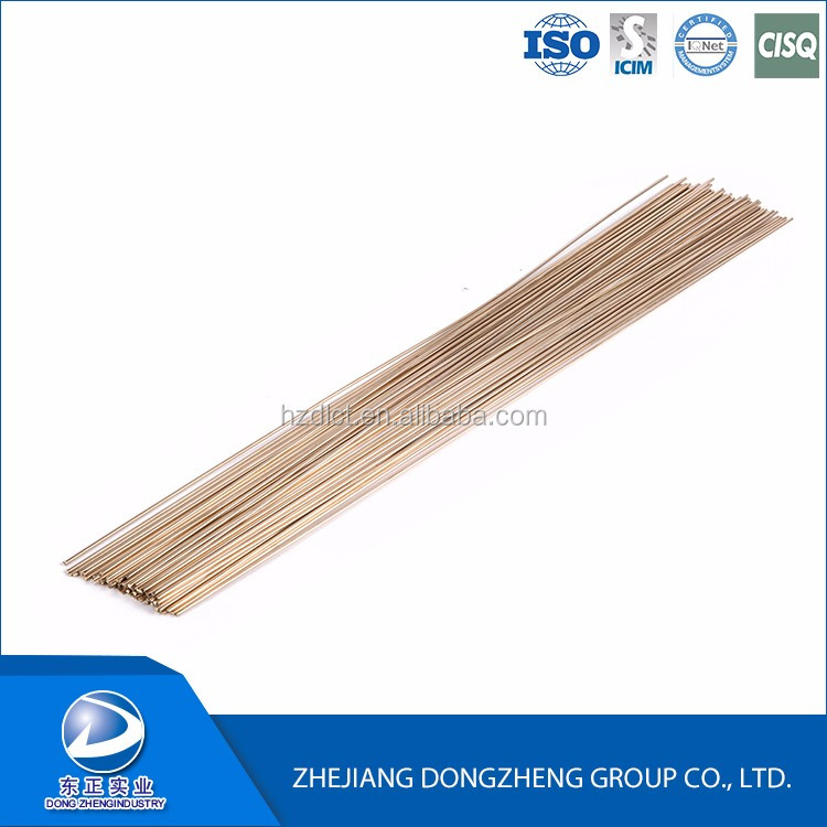 AWS A58-04 standard 0.5-4 mm cadmium-free silver welding rod for gi ms pipe welding