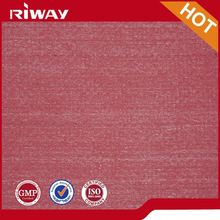 red embossed wood pulp PP spun lace non-woven industrial clean wipes