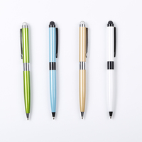 custom bulk active metal tablet touch screen stylus ball pen for smart board