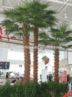 artificial indoor&outdoor palm tree plastic palm tree palm trees sale