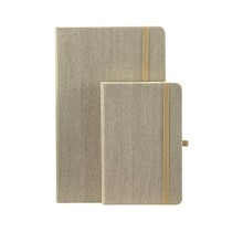 Promotional Kraft Paper Bands Thick Whiteboard Notebook