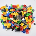 oem and design,Multi Color DIY Model Building Blocks Toy Parts Eechnic Building Bricks