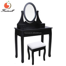 wooden antique bedroom modern vanity table wholesale makeup vanities for sale