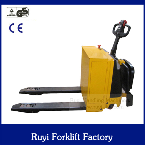 ce marked heavy type cheapest electric pallet jack price