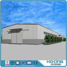 Prefabricated Iron Steel Structure Building for Warehouse Workshop on Sale