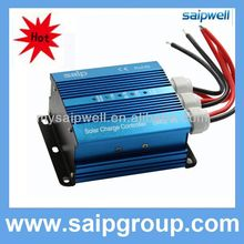 2013 NEWEST pwm solar panel charge controller 12v 10a SMG Series