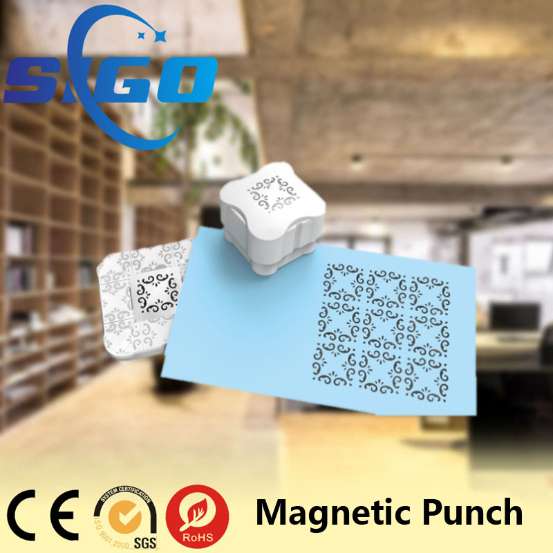 SG-6616 magnetic craft punch machine