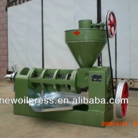 High output screw press cotton seed oil expeller