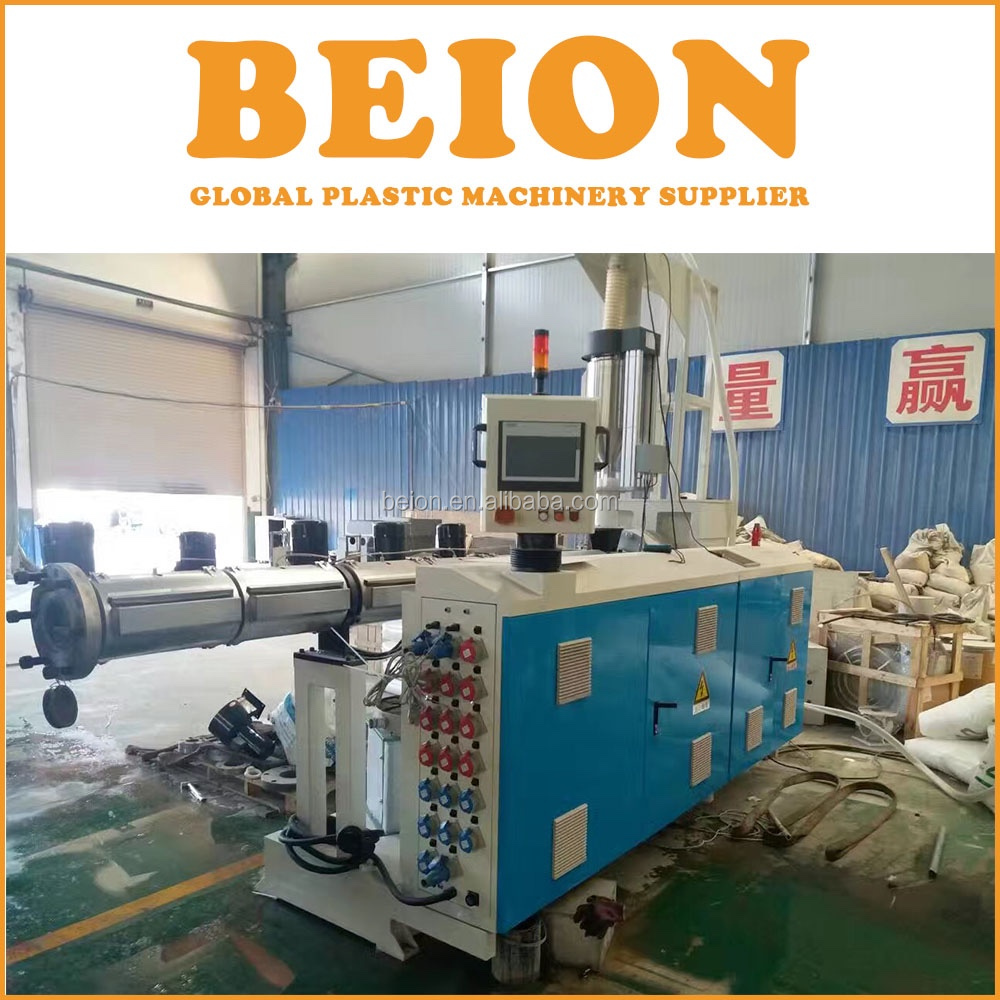 BEION Plastic Machine 160-450MM Water supply HDPE pipe extruder