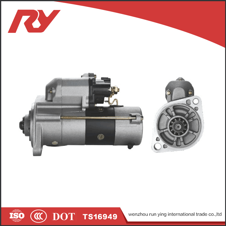 RUNYING Manufactured Products Engine Parts 42800-4620 Truck Starter Motor 12 Volt For Hino 300