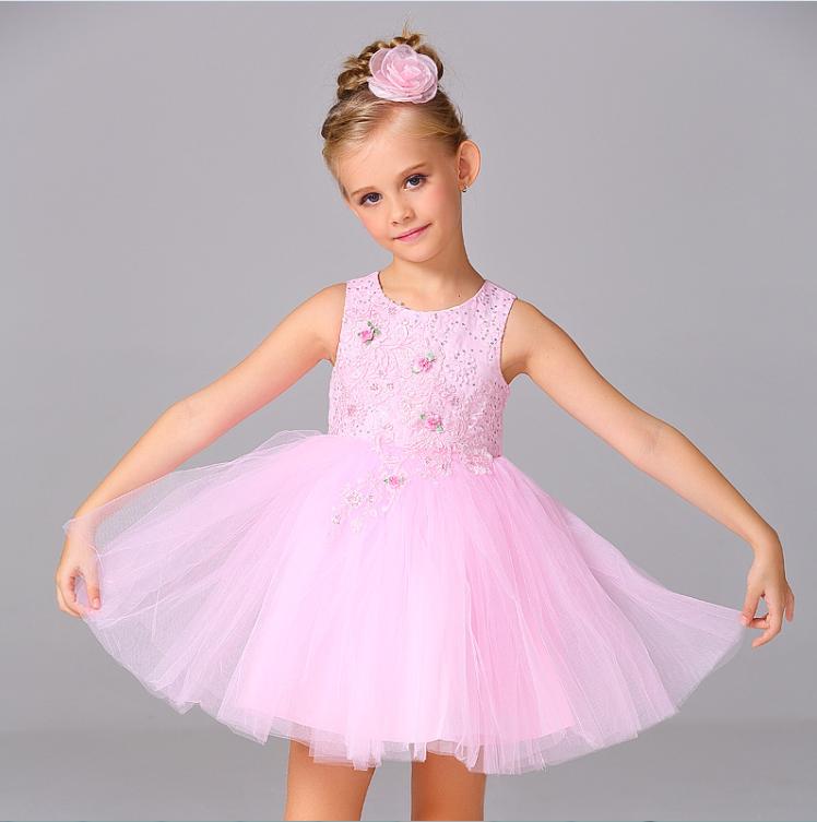 Venta al por mayor vestidos de niñas tradicionales-Compre online los ...