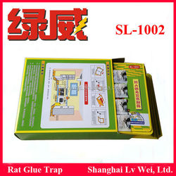 2015 new Product Roach house with 3g glue EPA certificate