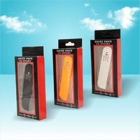 Data transfer & Charging elegant Swiss Army Knife 3 in 1 usb cable charger with shining package