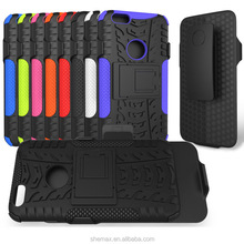 Multi Color Impact Defender Hybrid Rugged Hard Cover Case For Apple iPhone 5/5c/5s