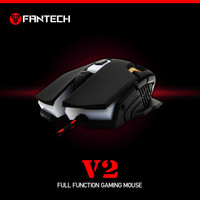 Professional Computer Wired Gaming Mice For Laptop Fantech V2