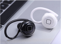 2016 newest micro minimum mini ultra-small bluetooth earphones with no lamp mini stereo music universal