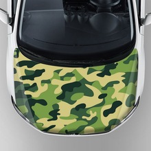 hot popular creative car stickers hood bonnet vinyl decorative stickers self adhesive vinyl wrap sheets made in china