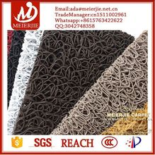 15Mm Thickness Polyester Gold Mines Machine Carpet